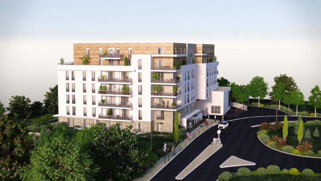 Programme neuf Appartement Marseille 11 (13011)